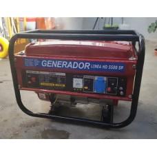 ALQUILER GENERADOR GASOLINA 5.500W