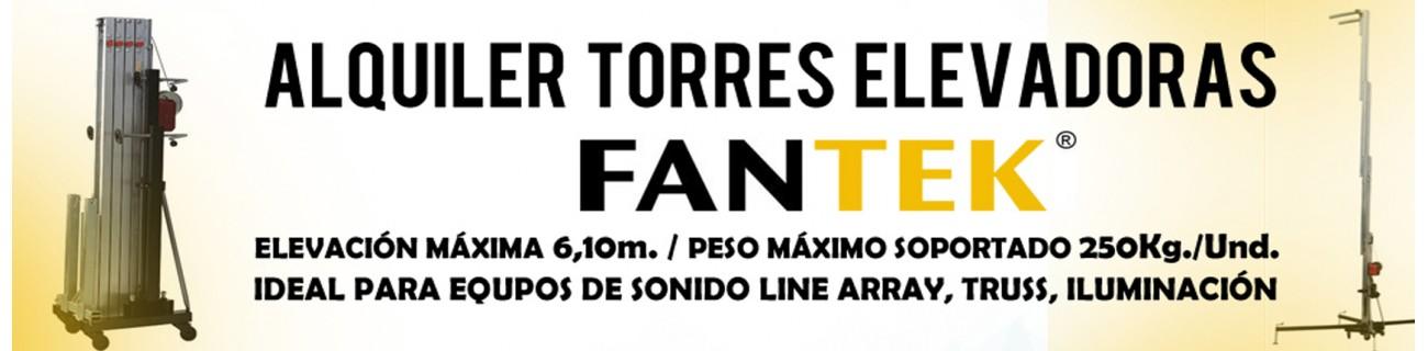 Torres Elevadoras Fantek